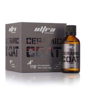 ULTRA CERAMIC COAT 50 мл - покрытие для авто 9H